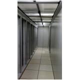 confinamento corredor térmico para data center preço Cajamar
