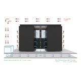 confinamento eficiência energética térmica para data center Rio Claro