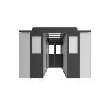 confinamento térmico para data center com biometria Pavuna