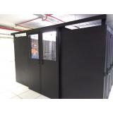 confinamento térmico para data center com porta automática preço Ilha do Governador e Zona da Leopoldina