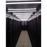 confinamento térmico para data center com teto basculante preço Del Castilho