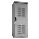 gabinete telecom com ventilação