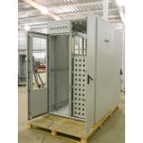 gabinete telecom mini shelter Aclimação