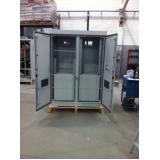 gabinetes outdoor com blindagem eletromagnetica Limão