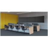 Mobiliário Técnico para Salas de Monitoramento