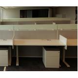 mobiliários técnicos com regulagem elétrica de altura Vargem Grande