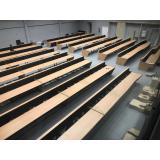 mobiliários técnicos para salas de monitoramento Jaguaré