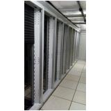 onde tem confinamento corredor térmico para data center Vila Buarque