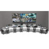 onde tem mobiliário técnico para salas de monitoramento Vicente de Carvalho