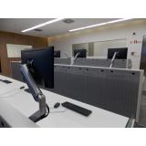 onde tem mobiliário técnico salas de controle Parque São Rafael