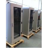 projeto para rack ti metálico data center Lins de Vasconcelos
