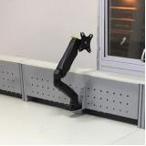 quanto custa suporte para monitor para mobiliario tecnico Santa Efigênia