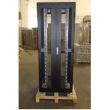rack data center aluminio Vila Cruzeiro