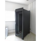 rack metálico servidor data center orçamento Votuporanga