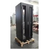rack data center aluminio