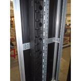 rack data center estrutura aluminio