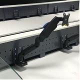 suporte para monitor para mobiliario operacional