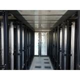 venda de confinamento corredor térmico para data center Raposo Tavares