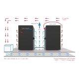 venda de confinamento eficiência térmica para data center Parelheiros