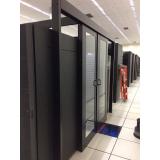 venda de confinamento térmico para data center com porta automática Osasco